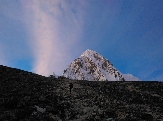 Mt. Pumori From Kala Pathhar
