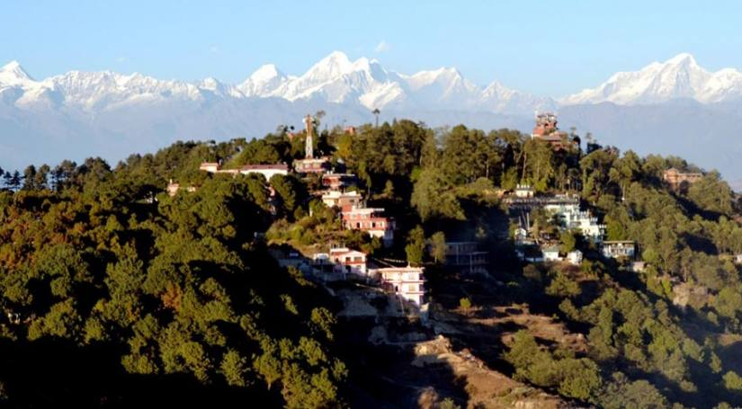 Nagarkot Hill Hike