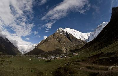 Langtang Trekking, Langtang Valley, Mountains